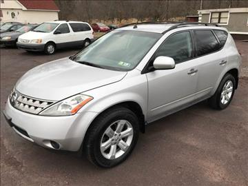 2007 Nissan Murano for sale in Quakertown, PA