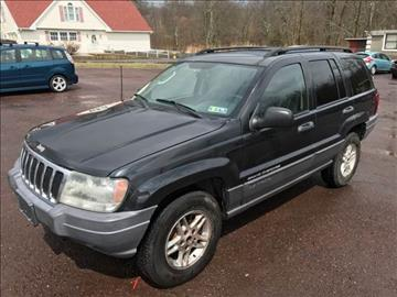 2003 Jeep Grand Cherokee for sale in Quakertown, PA