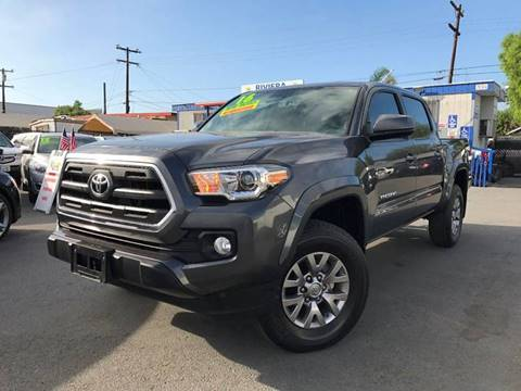 2016 Toyota Tacoma for sale in Chula Vista, CA