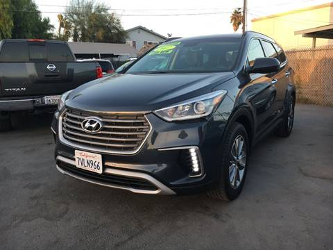 2017 Hyundai Santa Fe for sale in Chula Vista, CA