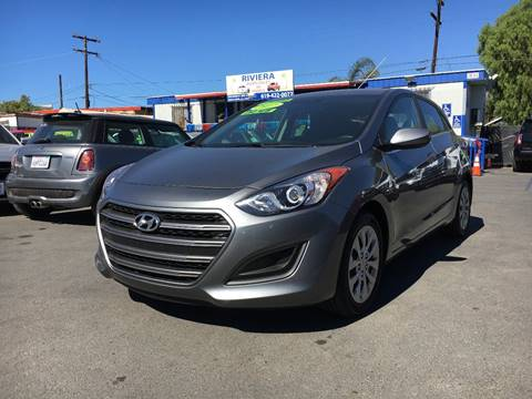 2017 Hyundai Elantra GT for sale in Chula Vista, CA
