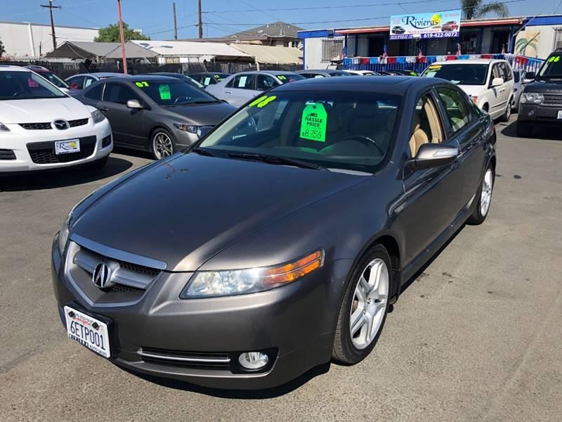 Acura TL In Chula Vista CA Riviera Auto Sales - 08 acura tl for sale