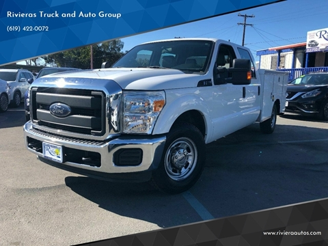 2015 Ford F-250 Super Duty for sale in Chula Vista, CA