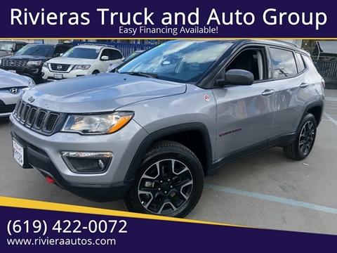 2019 Jeep Compass for sale in Chula Vista, CA