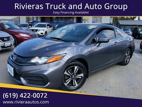 2014 Honda Civic for sale in Chula Vista, CA