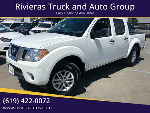 Nissan Chula Vista >> Used Nissan Frontier For Sale In Chula Vista Ca Carsforsale Com