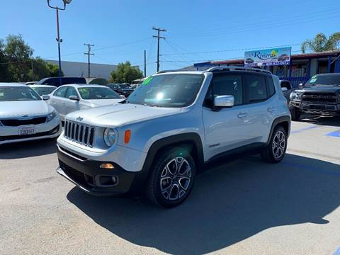 2016 Jeep Renegade for sale in Chula Vista, CA