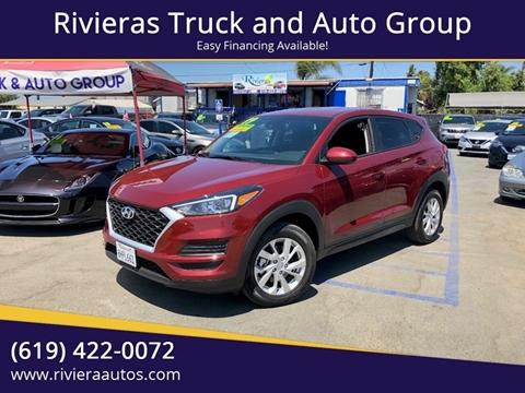 2019 Hyundai Tucson for sale in Chula Vista, CA