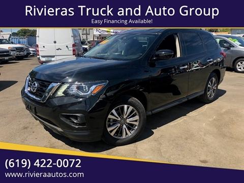 Nissan Chula Vista >> Nissan Pathfinder For Sale In Chula Vista Ca Rivieras