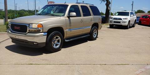 2005 GMC Yukon for sale in Garland, TX