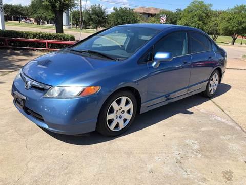 2006 Honda Civic for sale in Garland, TX