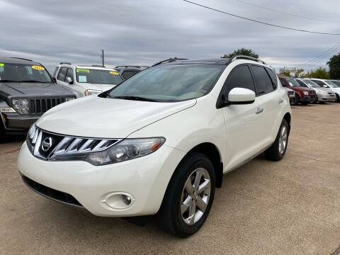 2010 Nissan Murano for sale at CityWide Motors in Garland TX