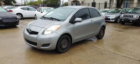 2009 Toyota Yaris for sale at CityWide Motors in Garland TX