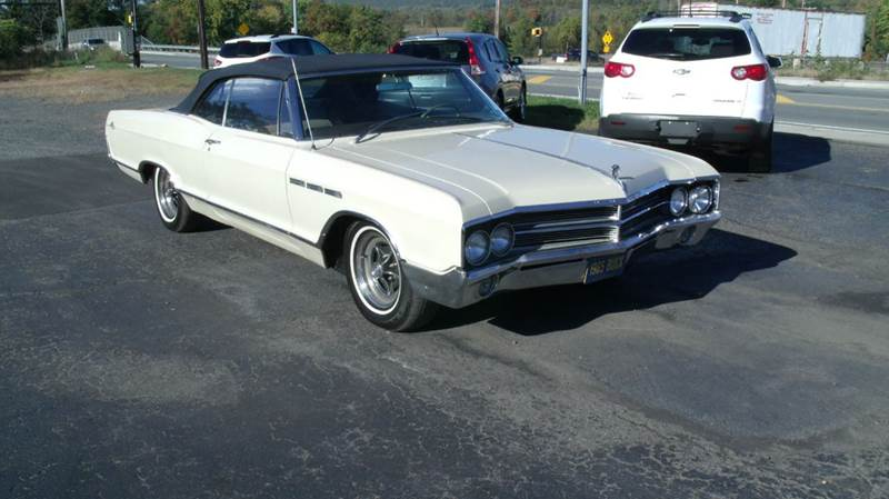 1965 Buick LeSabre for sale at Rinaldi Auto Sales Inc in Taylor PA