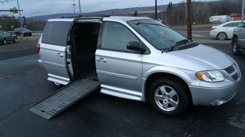 2005 Dodge Grand Caravan for sale at Rinaldi Auto Sales Inc in Taylor PA