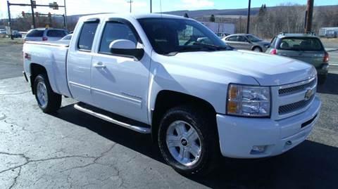 2011 Chevrolet Silverado 1500 for sale at Rinaldi Auto Sales Inc in Taylor PA