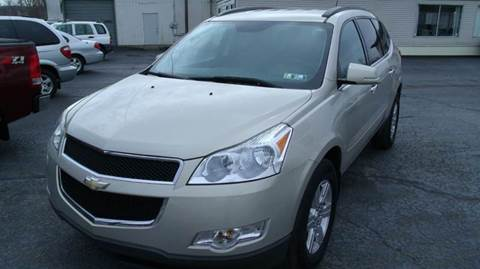 2011 Chevrolet Traverse for sale in Taylor, PA