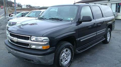 2004 Chevrolet Suburban for sale at Rinaldi Auto Sales Inc in Taylor PA