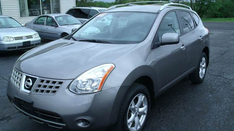 2010 Nissan Rogue for sale at Rinaldi Auto Sales Inc in Taylor PA
