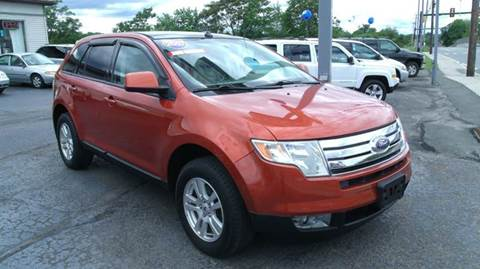 2007 Ford Edge for sale at Rinaldi Auto Sales Inc in Taylor PA