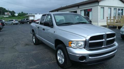 2005 Dodge Ram Pickup 1500 for sale at Rinaldi Auto Sales Inc in Taylor PA