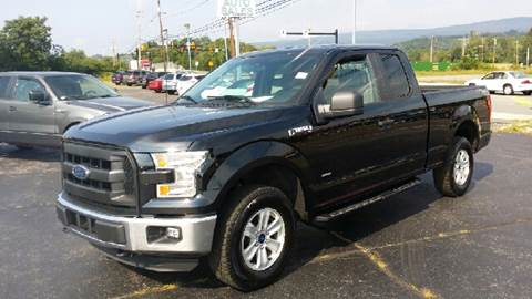2016 Ford F-150 for sale in Taylor, PA