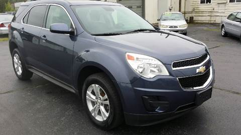 2014 Chevrolet Equinox for sale in Taylor, PA