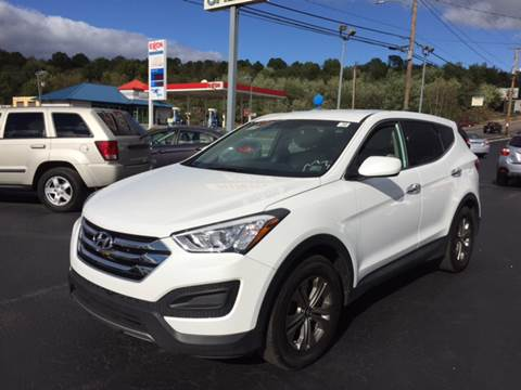 2016 Hyundai Santa Fe Sport for sale in Taylor, PA