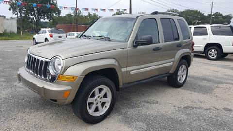 2006 Jeep Liberty for sale in Guin, AL