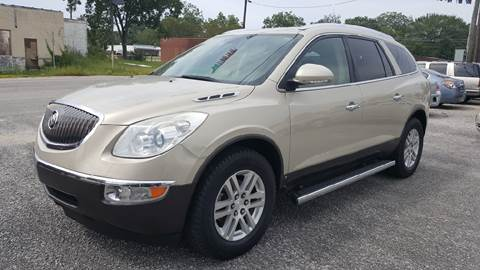 2008 Buick Enclave for sale in Guin, AL