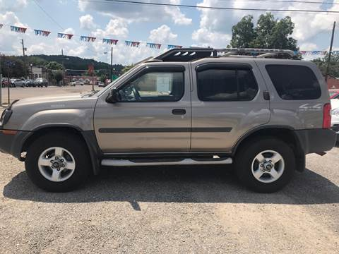 2004 Nissan Xterra for sale at VAUGHN'S USED CARS in Guin AL