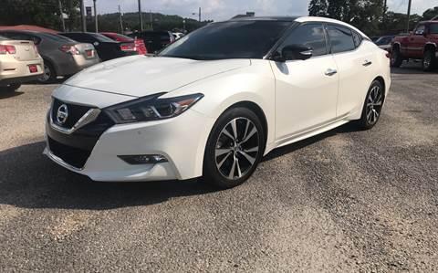 2018 Nissan Maxima for sale in Guin, AL