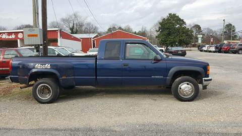 2000 GMC C/K 3500 Series for sale in Guin, AL