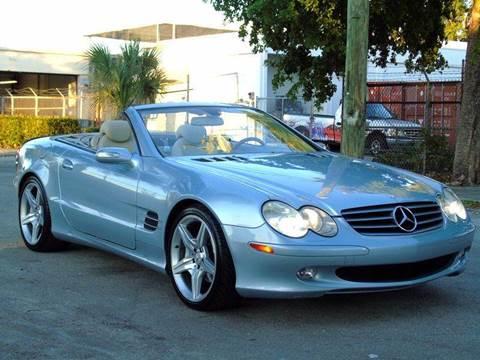 2006 Mercedes Benz SL Class