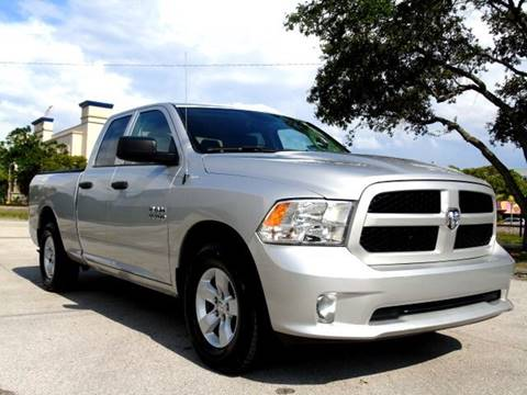 2018 RAM Ram Pickup 1500 for sale in Fort Lauderdale, FL