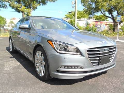 2017 Genesis G80 for sale in Fort Lauderdale, FL