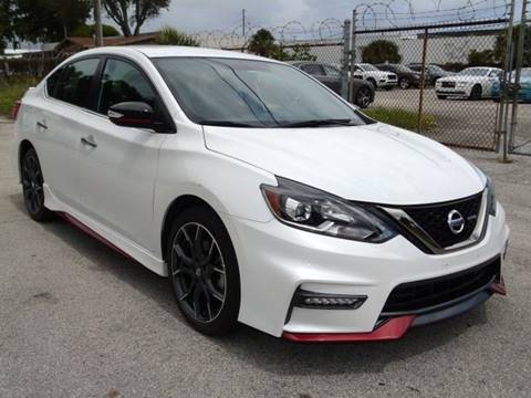 2017 Nissan Sentra for sale in Fort Lauderdale, FL