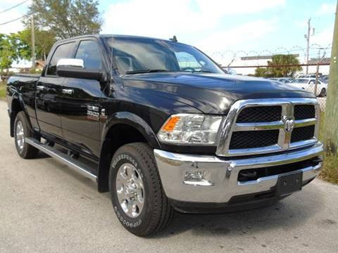 2018 RAM Ram Pickup 3500 for sale in Fort Lauderdale, FL