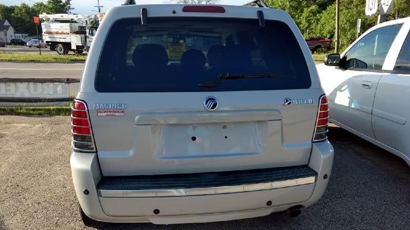 2007 Mercury Mariner Hybrid AWD 4dr SUV - Manton MI