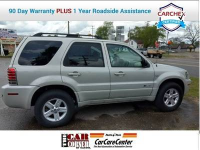 2007 Mercury Mariner Hybrid for sale in Manton, MI