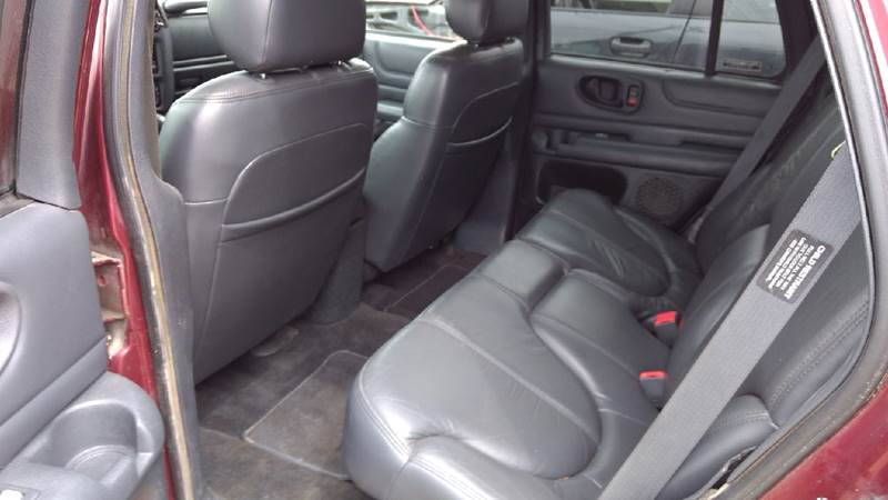 2000 GMC Jimmy 4dr SLT 4WD SUV - Manton MI