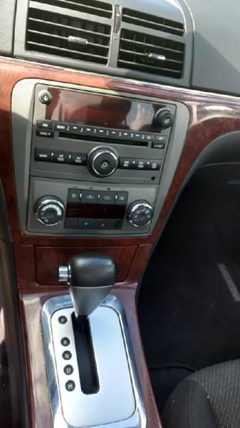 2008 Saturn Aura XR 4dr Sedan - Manton MI