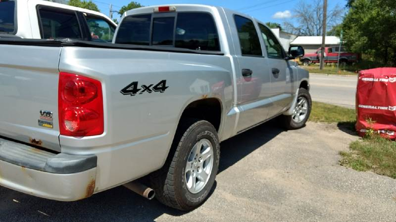 2007 Dodge Dakota SLT 4dr Quad Cab 4x4 SB - Manton MI