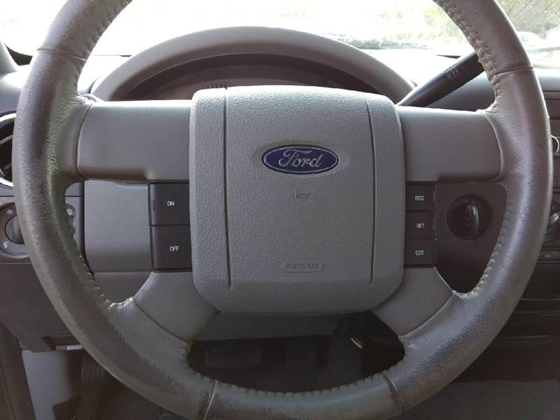 2008 Ford F-150 4x4 XLT 4dr SuperCrew Styleside 6.5 ft. SB - Manton MI