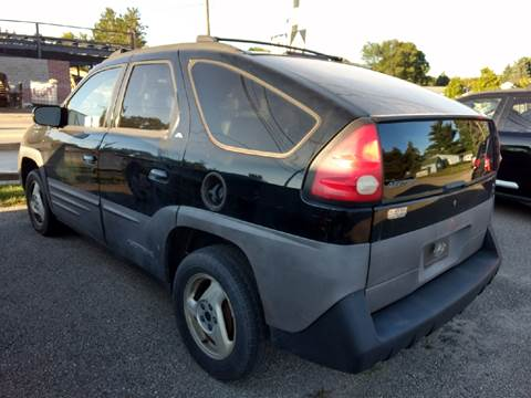 2001 Pontiac Aztek for sale in Manton, MI