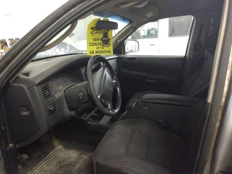 2001 Dodge Durango SLT 4WD 4dr SUV - Manton MI