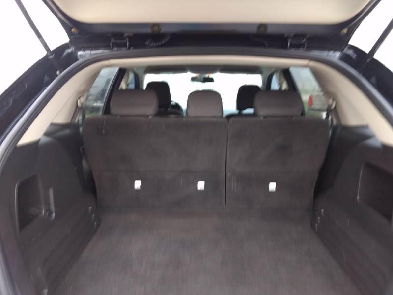 2008 Ford Edge AWD SEL 4dr Crossover - Manton MI