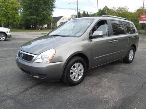 2011 Kia Sedona for sale in Lorain, OH