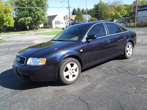 2003 Audi A6 for sale in Lorain, OH