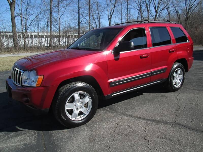 2006 Jeep Grand Cherokee Laredo 4dr SUV 4WD   Lorain OH